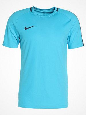 Sportkläder - Nike Performance DRY ACADEMY Tshirt bas light blue fury/armory navy