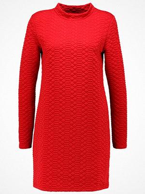 Jdy JDYSOUL HIGHNECK Jerseyklänning scarlet sage