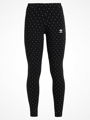 Leggings & tights - Adidas Originals HU HIKING TIGHT Leggings black/white