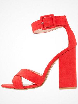 Even&Odd Sandaletter red
