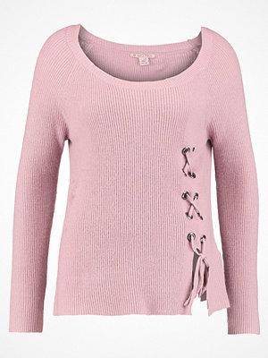 Anna Field Stickad tröja mauve