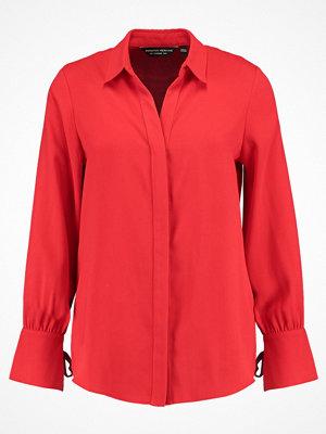 Dorothy Perkins NICOLE TIE CUFF Skjorta red