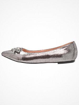 Dorothy Perkins HARLOW Ballerinas metallic