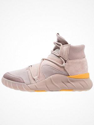 Adidas Originals TUBULAR X 2.0 Höga sneakers vapour grey/tactile yellow