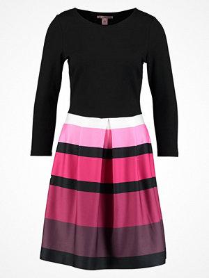 Anna Field Jerseyklänning pink/black