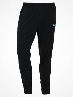 Nike Performance ACADEMY Träningsbyxor black/light blue fury