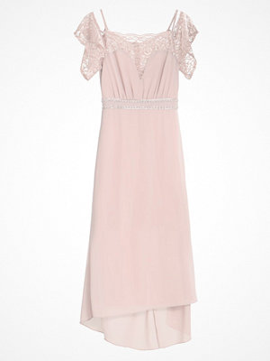 TFNC EUGENIA MAXI Festklänning whisper pink
