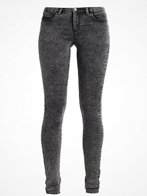 Only ONLRIE EYELET CRY Jeans Skinny Fit grey