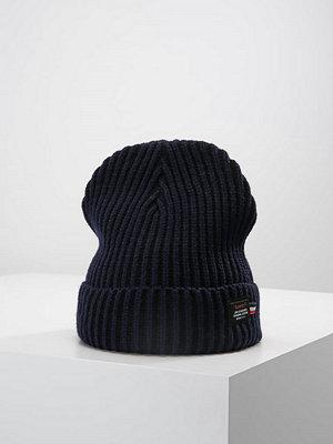 Mössor - Superdry STOCKHOLM BEANIE Mössa navy/black