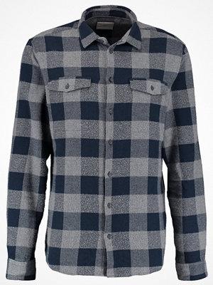 Skjortor - Minimum IBUKI Skjorta dark grey melange