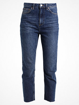Topshop Jeans relaxed fit dark blue