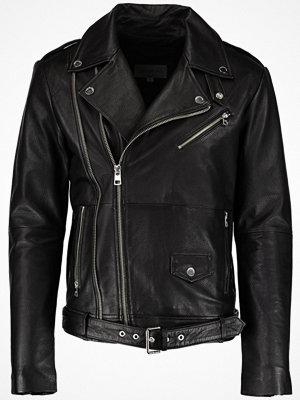 Calvin Klein Jeans MACEE BIKER Skinnjacka black