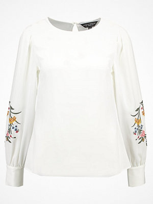 Dorothy Perkins EMBROIDERED BLOUSON  Blus off white