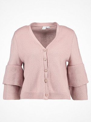 Lost Ink WITH FRILL SLEEVES Kofta pink