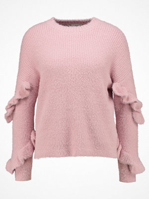 Miss Selfridge JUMPER Stickad tröja pink
