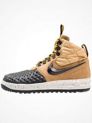 Nike Sportswear LF1 DUCKBOOT 17 Höga sneakers metallic gold/black/light bone