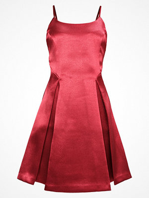 Glamorous Petite TANK DRESS Cocktailklänning red
