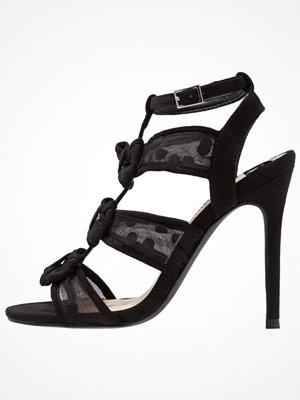 Dorothy Perkins BOWS Sandaletter black