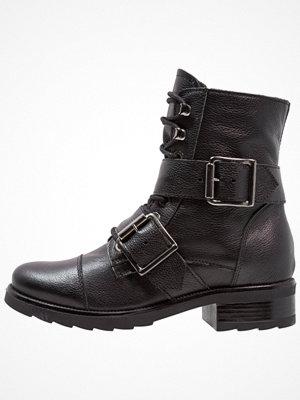 Zign Cowboy / Bikerstövletter black