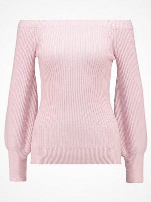 Topshop BARDOT  Stickad tröja pink