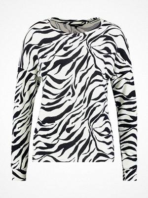 Vero Moda VMZANZANA EMILY  Stickad tröja whitecap gray/zanzana