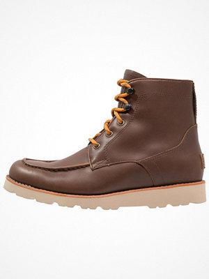 Boots & kängor - UGG AGNAR Snörstövletter grizzly