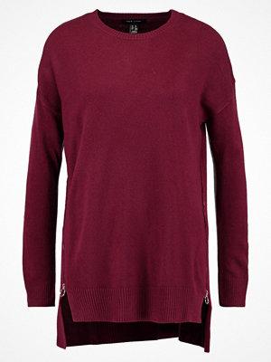 New Look Stickad tröja magenta
