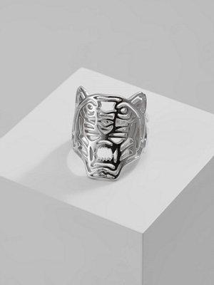 Kenzo Ringar silver