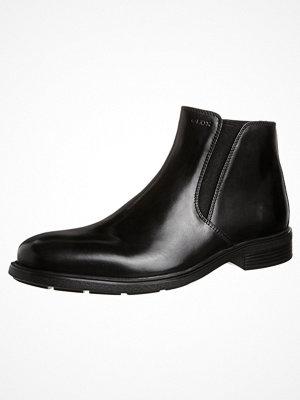Boots & kängor - Geox DUBLIN Stövletter schwarz