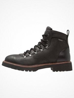 Boots & kängor - Geox KIEVEN ABX Snörstövletter black