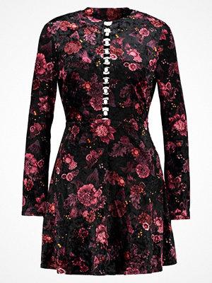 Topshop RING FLOWER Jerseyklänning multi