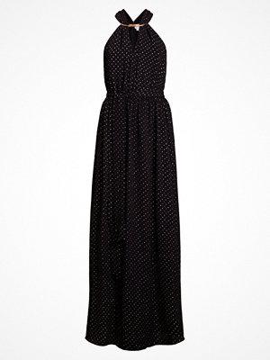 MICHAEL Michael Kors STARBRIGHT FOIL DRES Festklänning black/gold