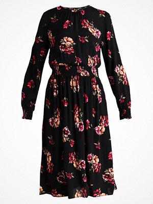 Dorothy Perkins CHESTNUT MIDI DRESS Sommarklänning black
