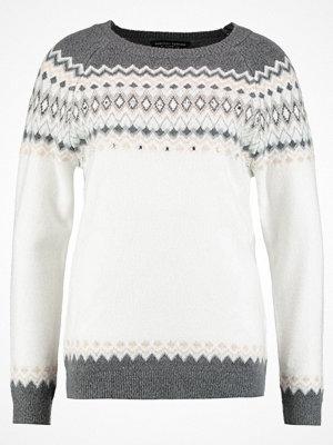 Dorothy Perkins JUMPER Stickad tröja grey/ivory