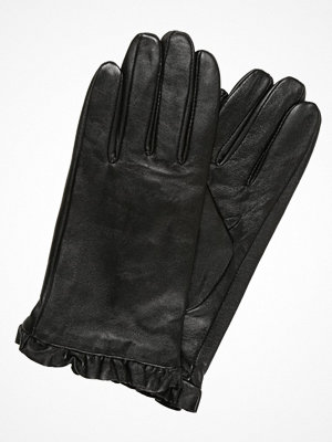 Handskar & vantar - Dorothy Perkins FRILL GLOVES Fingervantar black