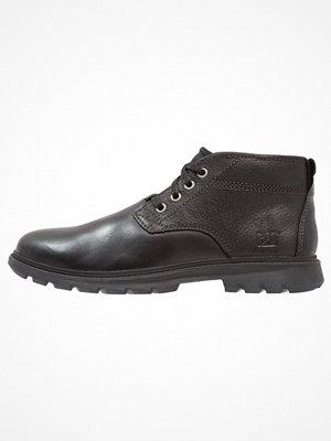 Boots & kängor - Caterpillar TRENTON Snörstövletter black