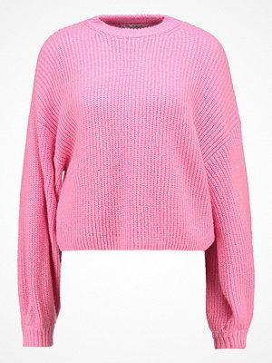 Miss Selfridge SLEEVE JUMPER Stickad tröja pink