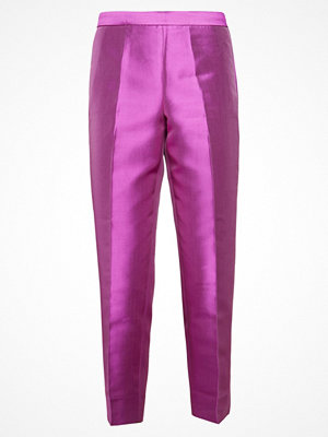 J.Crew COLLECTION CIGARETTE  Tygbyxor bright plum lila