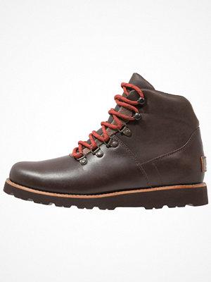 Boots & kängor - UGG HAFSTEIN Snörstövletter slate