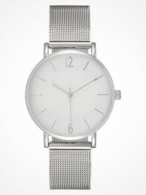 Klockor - Even&Odd Klocka silvercoloured