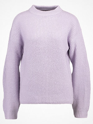 Dorothy Perkins BALOON SLEEVE JUMPER Stickad tröja lilac