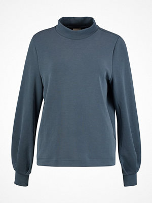 Selected Femme SFTEA HIGHNECK  Sweatshirt orion blue