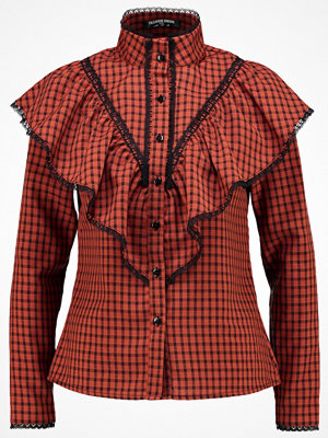 Fashion Union Petite MANZI Skjorta rust check