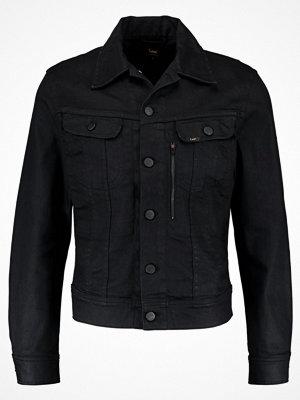 Jeansjackor - Lee ZIPPED RIDER Jeansjacka black gloss