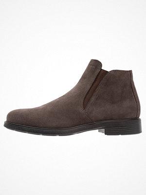 Boots & kängor - Geox DUBLIN Stövletter mud