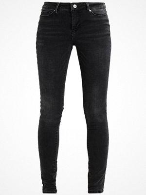 Vero Moda VMSEVEN SUPER SLIM  Jeans slim fit black