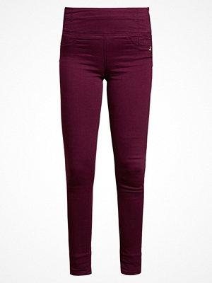 Patrizia Pepe Jeans Skinny Fit plum kiss