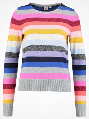 GAP LONGSLEEVE CRAZY  Stickad tröja multi coloured