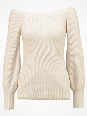 Topshop BARDOT  Stickad tröja oatmeal