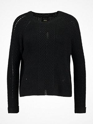 Only ONLNEW JEMMA Stickad tröja black